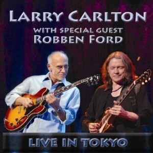 Larry Carlton-Robben Ford Guitar Bundle