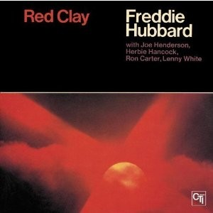 Red Clay Jazz backing track