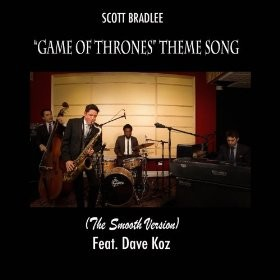 The Game Of Thrones jazz backing track
