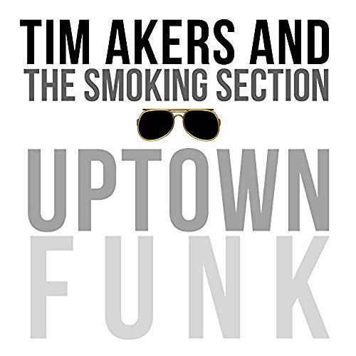 Up Town Funk backing track