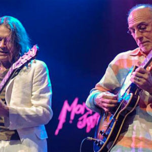 Robben Ford/ Larry Carlton